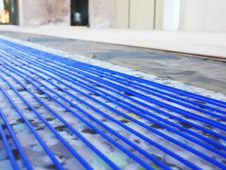 Fußboden Trockenbau ~ Geoclimadesign kapillarrohrsystem als fußbodenheizung